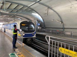 バンコク Airport Rail Link 車両 2