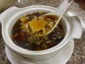 Heng Shark's Fin アワビご飯2
