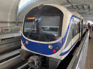 バンコク Airport Rail Link 車両 1