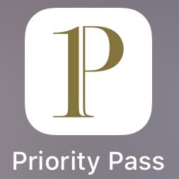 Priority Pass アプリアイコン