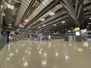 バンコク空港1 2020.04.09