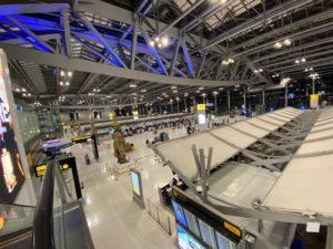 バンコク空港2 2020.04.09