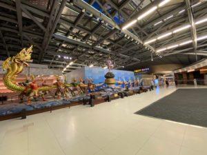 バンコク空港3 2020.04.09