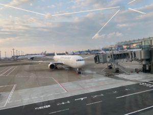 羽田駐機場 2020.04.10