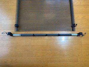 インテリアバー網棚組立1