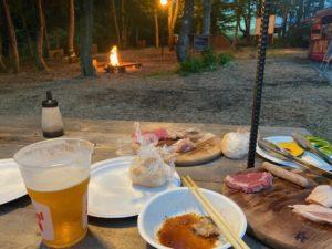 アースマンズ栂池 夕食12