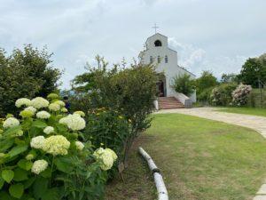 サンクゼール 教会
