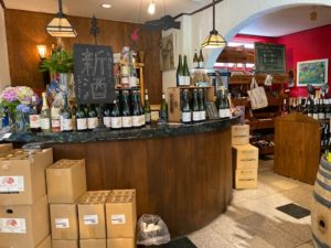 サンクゼール ワインショップ2