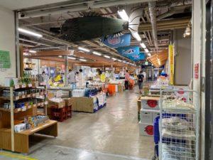 うみてらす名立 海鮮市場