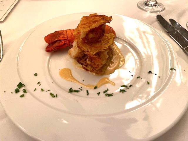 葉山庵 6:魚料理 (1)