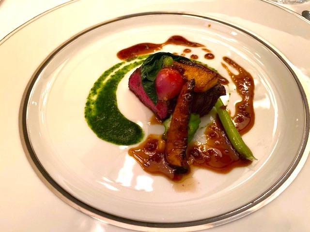 葉山庵 8:肉料理