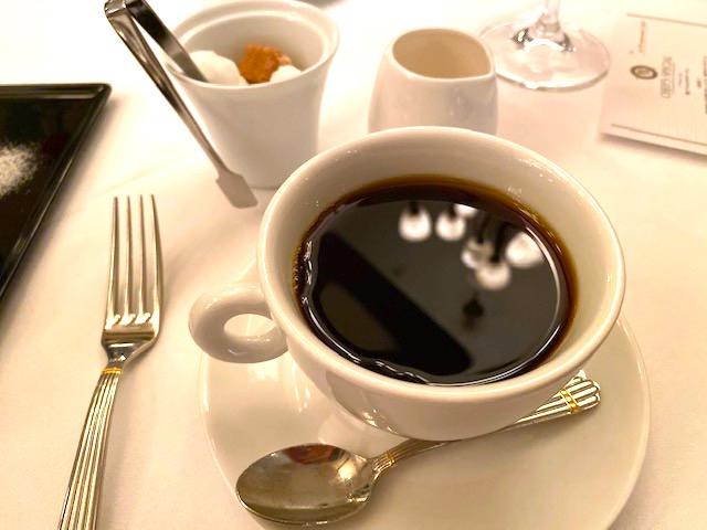 葉山庵 11:コーヒー