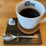 """""""cafe RUSTIC"""" 志賀高原からの帰りに見つけたオシャレ喫茶店で安い・旨い・綺麗のカフェランチ!"""
