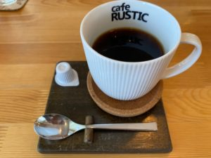 cafeRUSTIC コーヒー