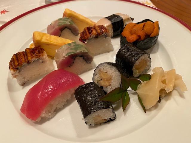 """懐石料理""""せき川"""" 7品目"""