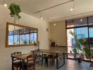 LIETO Cafe 店内1