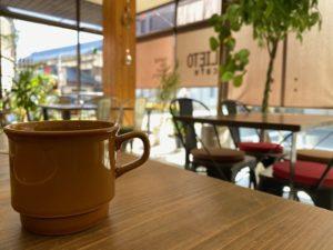 LIETO Cafe 店内2