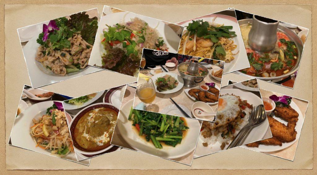 サワデーすみ芳 タイ料理