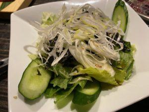 牛角 チョレギサラダ1