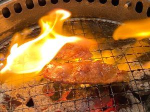 牛角焼肉ファイヤー