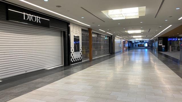成田空港 免税店2
