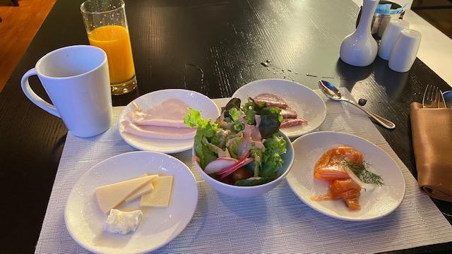 コンラッド・バンコク 朝食16