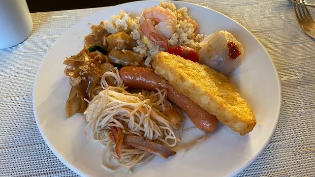 コンラッド・バンコク 朝食17