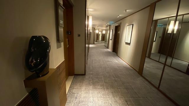 コンラッド・バンコク 廊下3