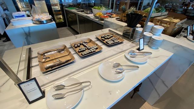 レストラン朝食10