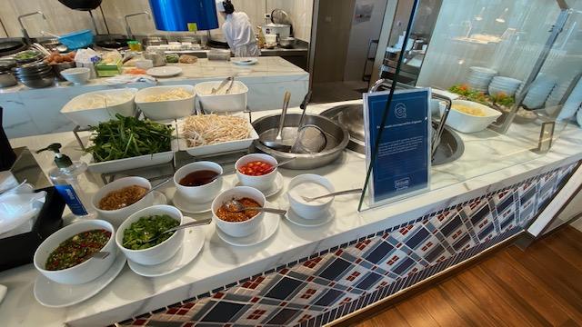 レストラン朝食16