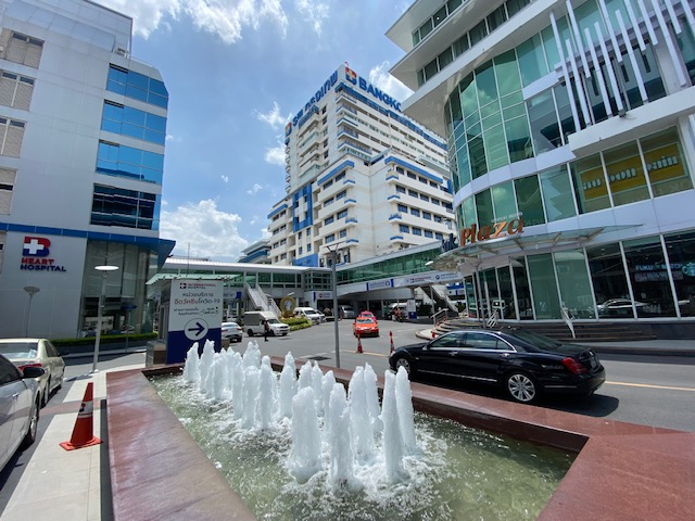 バンコク病院R棟1