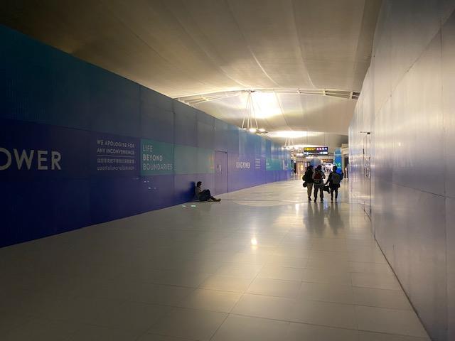 バンコク空港免税エリア5