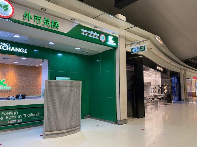 バンコク空港免税エリア6