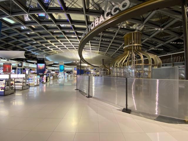 バンコク空港免税エリア8