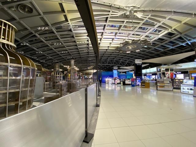 バンコク空港免税エリア9