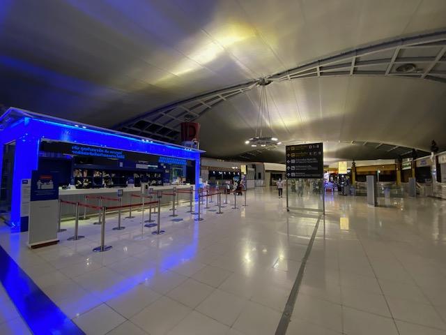 バンコク空港免税エリア10