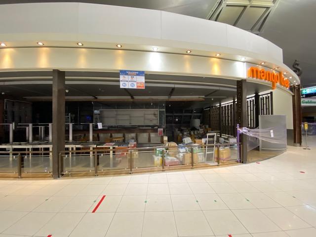 バンコク空港免税エリア11