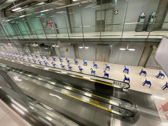 バンコク空港免税エリア14
