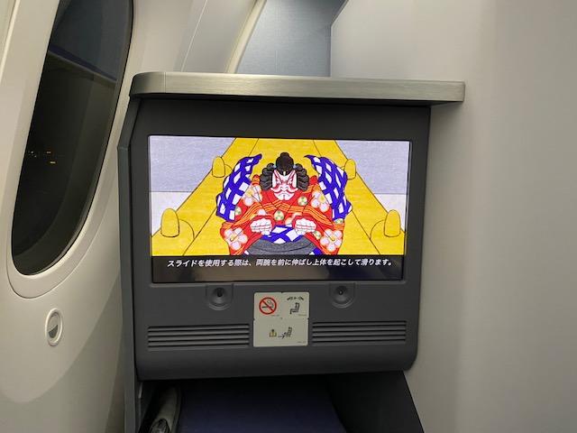 ANAコロナ禍での搭乗1