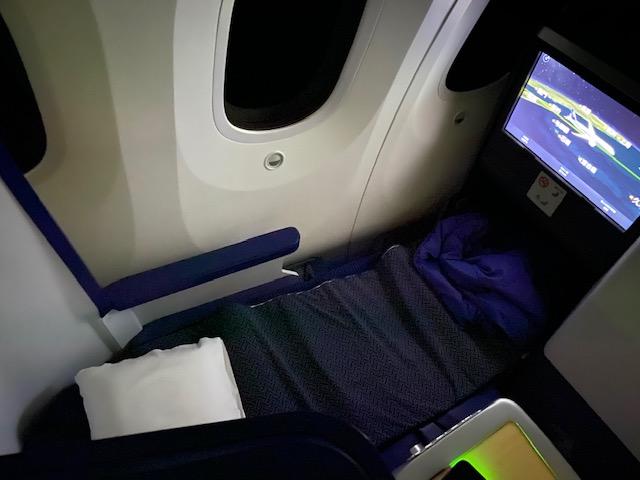 ANAビジネス搭乗3