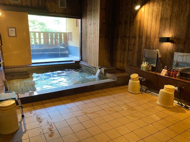 蔦屋 大浴場内湯1