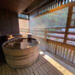 蔦屋(TSUTAYA)で温泉三昧!中山道の宿場町、長野県・木曽福島にある露天風呂付き客室とは?