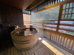 蔦屋 露天風呂付き客室