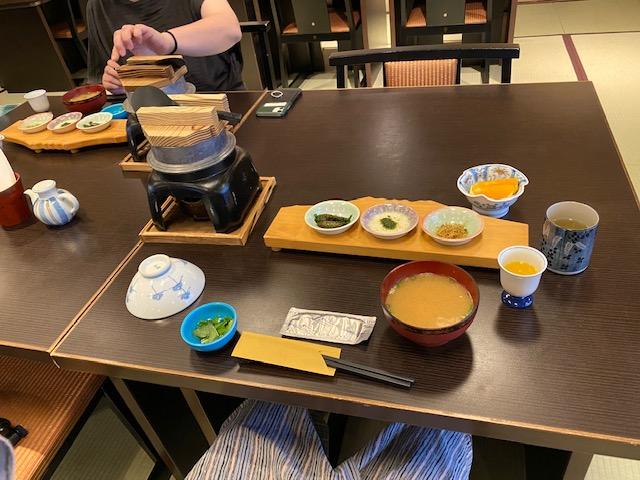 蔦屋 朝食2