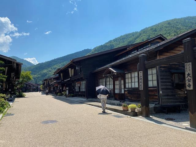 木曽福島 奈良井宿5