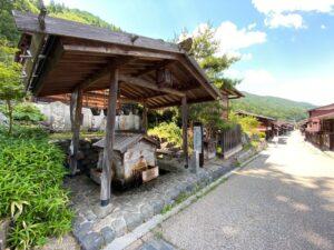 木曽福島 奈良井宿6