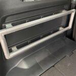 Freed+車中泊用DIY!純正品より50%お得!机・棚を取り付ける基礎のアルミパイプ 取付!